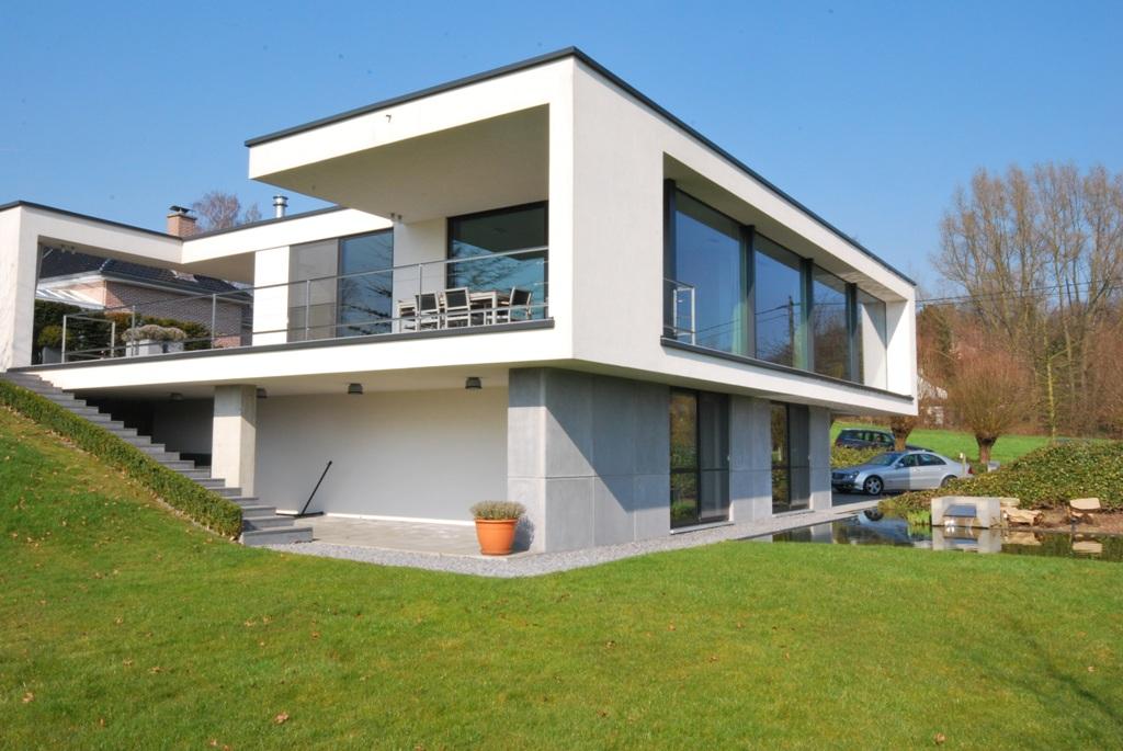 Pin huis te koop het rif 1 2134 zn hoofddorp funda on pinterest for Modern huis binnenhuisarchitectuur villas